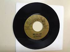 "MINUTEMEN: Why Do I Cry 2:18-One Last Kiss 2:30-U.S. 7"" 1966 GAMA Record 45- 704"
