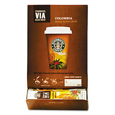 Starbucks VIA Ready Brew Coffee 3/25oz Colombia 50/Box 11008131