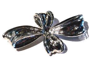 Bijou-alliage-argente-broche-intemporelle-brooch