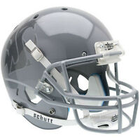 Washington State Cougars Gray Schutt Xp Full Size Replica Football Helmet