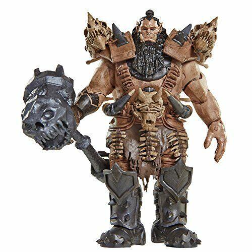 Warcraft 6-Inch Blackhand Figure