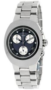 RADO Original  Chronograph QTZ SS Blue Dial Men's Watch R12638173