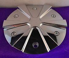 MEGA 975 CHROME Wheel Center Cap Caps (SET OF 1) P/N # C975-1