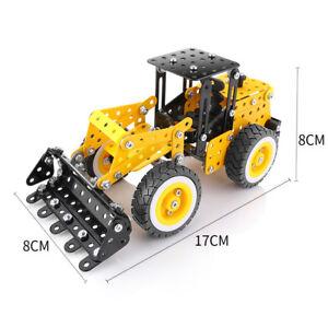 332-Pcs-Building-Blocks-Construction-Bricks-building-Bulldozer-Kids-Xmas-Toys-GG