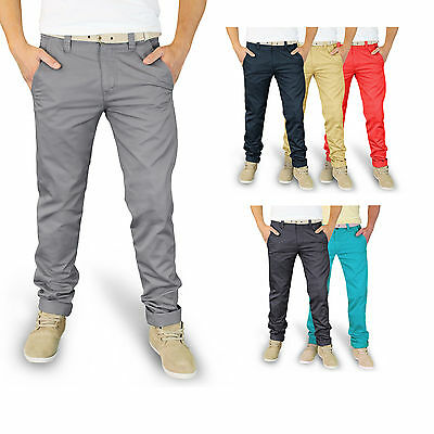 Trooper★™ Raw Vintage Chino Trousers Pants Hose Stoffhose Chinohose Business