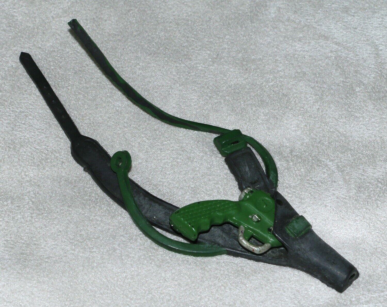 Captain Action Ideal 1967 Accessory  vert Hornet Holster Gun ORIGINAL  les clients d'abord la réputation d'abord