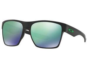 b1f91d36b63 Oo9350-08 Oakley Sunglasses TwoFace XL Matte Black Jade Iridium for ...