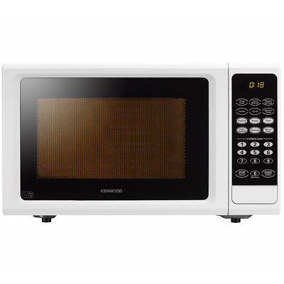 KENWOOD K25MW14 Solo Microwave - White - Currys