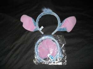 ff2808950d5 Image is loading Disney-Stitch-Character-Headband-with-ears-Halloween- costume-