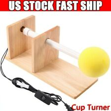 Cup Turner for Crafts Tumbler,Cuptisserie,Cup Turner,Adopt top grade waterproof panel,It is the only Cup Turner with the latest generation of professional silent balanced bearing support and safety sw
