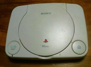 Sony-Playstation-PS-One-PS1-Mini-Slim-SCPH-101-Console-ONLY-FOR-PARTS-REPAIR