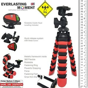 Large-Heavy-Duty-Octopus-Flexible-Gorilla-Tripod-for-DSLR-with-Phone-Adapter