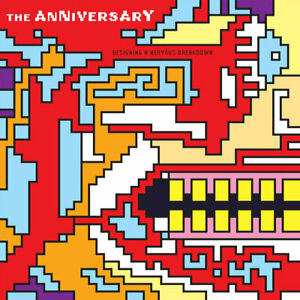 Anniversary DESIGNING A NERVOUS BREAKDOWN Limited Edition NEW COLORED VINYL LP