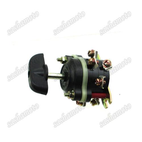 Forward Reverse Switch 36V 48V 500W 800W 1000W Chinese Electric Quad 4 Wheeler