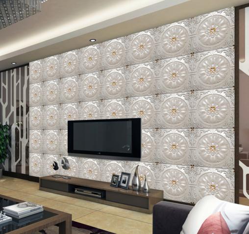 3D Plain Pattern Design 346 Paper Wall Print Wall Decal Wall Deco Indoor Murals