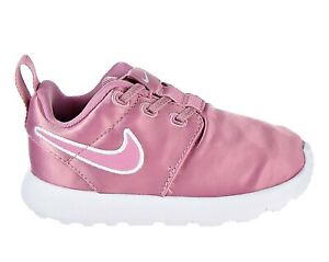 best sneakers 9cc5f 25d24 Details about Nike Roshe One Girls ShoesRun Baby Running Trainer Shoe Pink