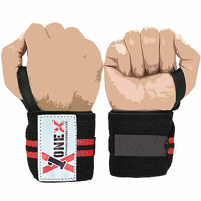 PDX Wrist Brace Support Gym Straps Weight Lifting wrap