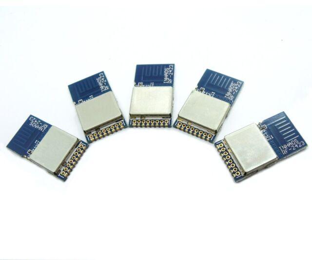 5PCS RF-2423 2.4G RF Module 2.4GHz Wireless transceiver Module FSK GFSK low cost