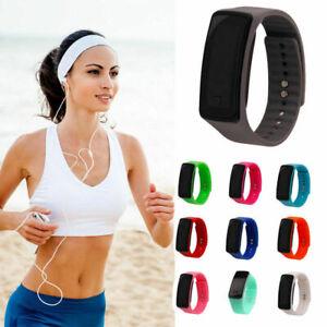 Watch-Waterproof-Fashion-Wrist-Rubber-Bracelet-Digital-LED-Men-Women-Sport