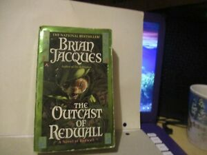Redwall: Outcast of Redwall 8 by Brian Jacques (1997 ...