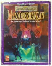 1996 TSR Ad&d Forgotten Realms Campaign Expansion Netheril