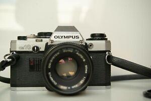 Olympus OM 10 - Appareil Photo Reflex Argentique