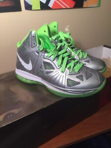 innovative design a6bde a0a1f Image is loading Nike-Lebron-8-PS-Dunkman-Size-10-5-