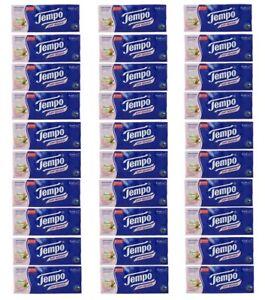 aspetto estetico vendita scontata godere di un prezzo economico Dettagli su 300 pacchetti di fazzoletti TEMPO PELLI SENSIBILI extra morbido  fazzolettini