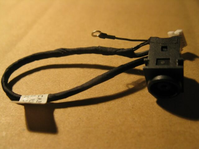 Sony VAIO SVE15 DC-IN Jack Harness w//Cable