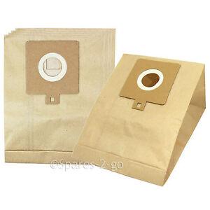 Zanussi Zan3319 1800watt Vacuum Dust Bag X 5 Pk Ebay