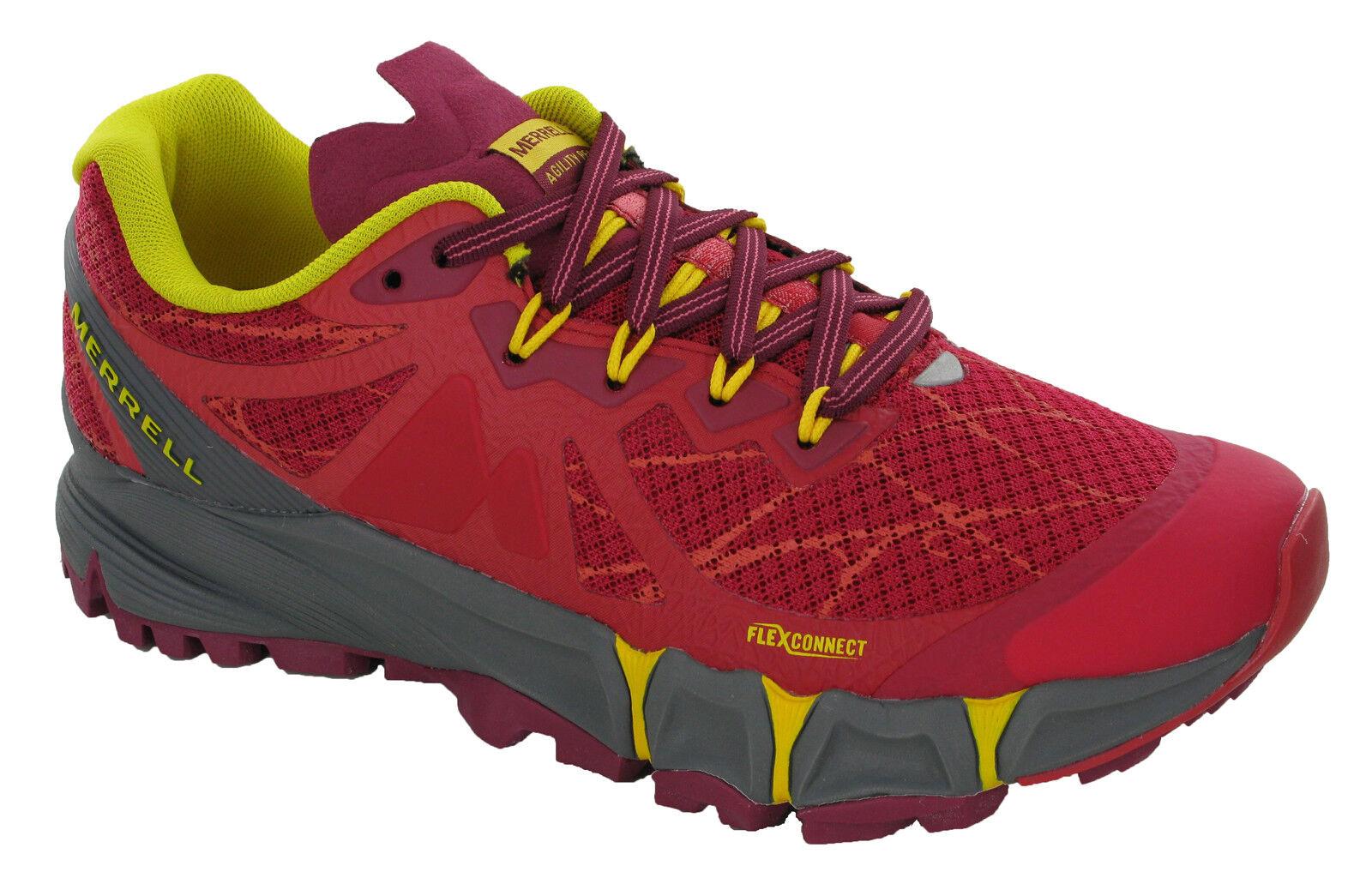 Merrell agilità picco Flex Da Donna Trail Running Sport Scarpe da ginnastica J37700