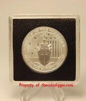 1oz Gold Krugerrand 2x2 Coin Holder 32mm Quadrum Intercept Snaplock & Stand