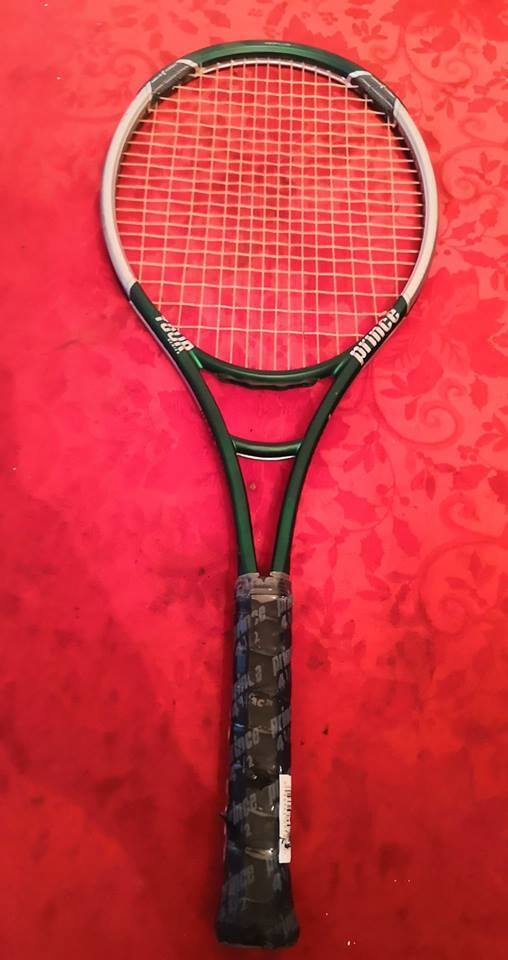 NEW RARE Prince NXG Graphite Midplus 100 head 4 1 2 grip Tennis Racquet
