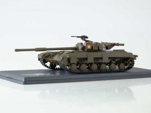 1:43 Mittelschwerer Kampfpanzer T-64B Sowjet Russland UdSSR DDR OVP