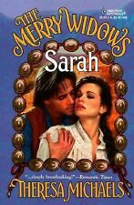 The Merry Widows: Sarah By Theresa Michaels, Paperback, 1999, GOOD Condition