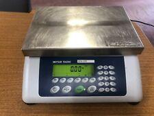 Mettler Toledo Bba442 60sd Counting Scale 120lb Capacity 001lb