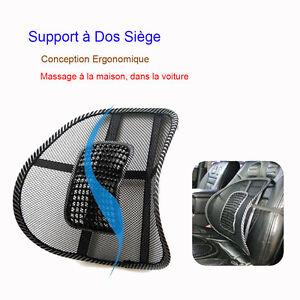 Support-Dos-Soutien-Lombaire-Coussin-Siege-Chaise-Massage-Pour-Bureau-Voiture