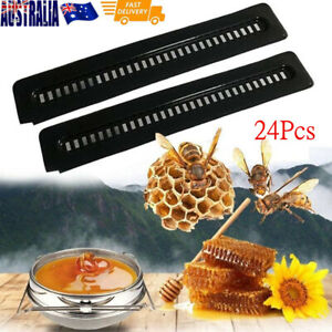 24Pcs-Reusable-Bee-Hive-BeeHive-Beetle-Blaster-Trap-Beekeeping-Frame-Tool