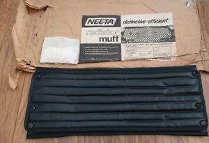 Triumph-Herald-1200-12-50-NOS-Deluxe-Radiator-Muff