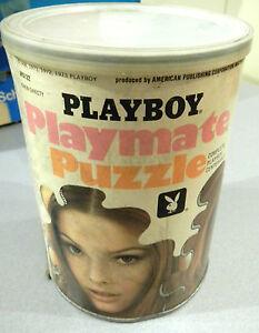 PRL-PLAYBOY-RARO-PUZZLE-PLAYMATES-1968-1971-1972-1973-CENTERFOLD-JIGSAW-PINUP
