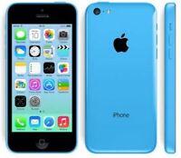 Apple iPhone 5c 16 GB Blau Simlook Frei Top Zustand Händler