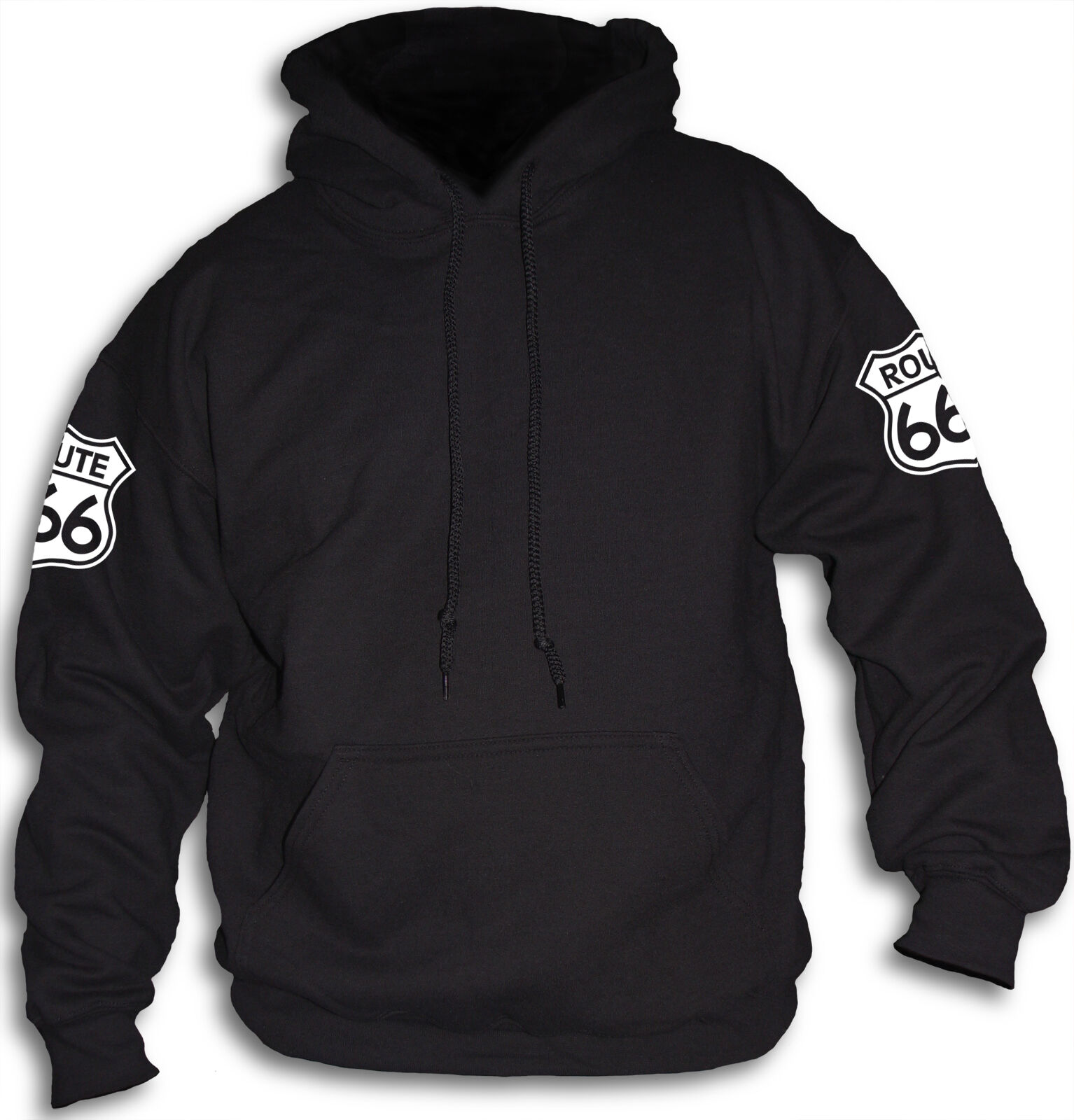 Mens Womens Route 666 Highway To Hell Number of The The The Beast Biker Hoody Sm - 2XL dabf6b