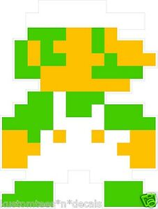 Image Is Loading Nintendo NES 8 Bit Super Mario Brothers 034