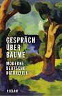 Gespräch über Bäume (2013, Taschenbuch)