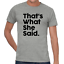 That-039-s-What-She-Said-Quote-Thats-Party-Sprueche-Comedy-Spass-Fun-Lustig-T-Shirt Indexbild 6