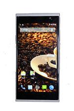 """KUSHI K5 PLUS 5.5"""" (WHITE) UNLOCKED ANDROID QUAD CORE 8GB GPS 3G SMARTPHONE"""
