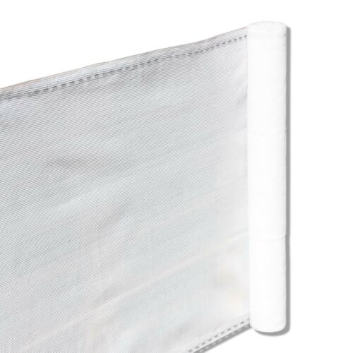 Balkon-Sichtschutz 90x500cm Balkonumspannung Balkonverkleidung Balkonbespannung