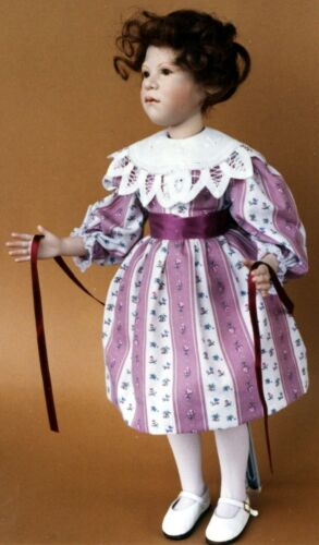 Sewing Pattern to make a Dress for a 19 to 20 inch Front Porch Series Doll #14