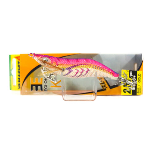 5 sec per meter 003 Yamashita Live Egi-O-K Squid Jig 2.5-11 Grammes 5055