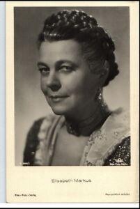 1950-60-Portraet-AK-Film-Buehne-Theater-Schauspielerin-ELISABETH-MARKUS-Tobis-AK